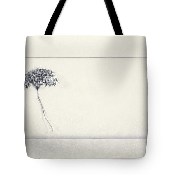 Miracle Of A Single Flower Tote Bag