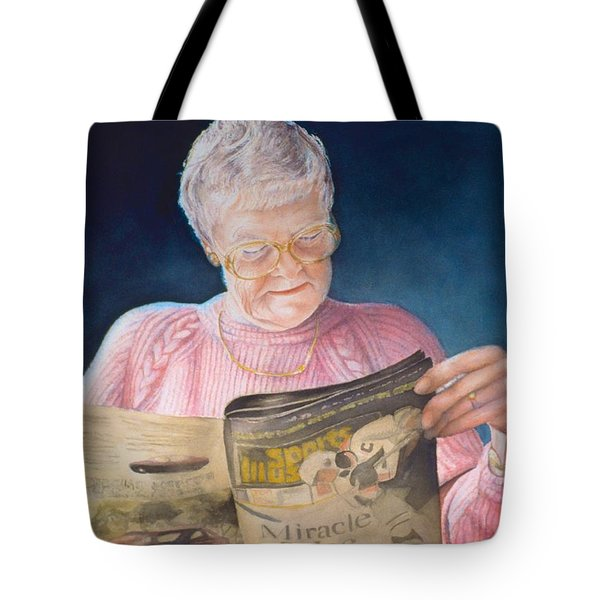 Miracle On Ice Tote Bag