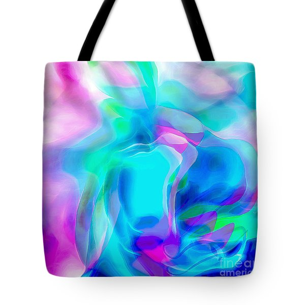 Miracles Will Happen Tote Bag
