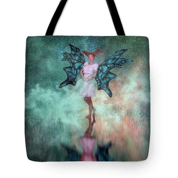 Mirage  Tote Bag by Betsy Knapp