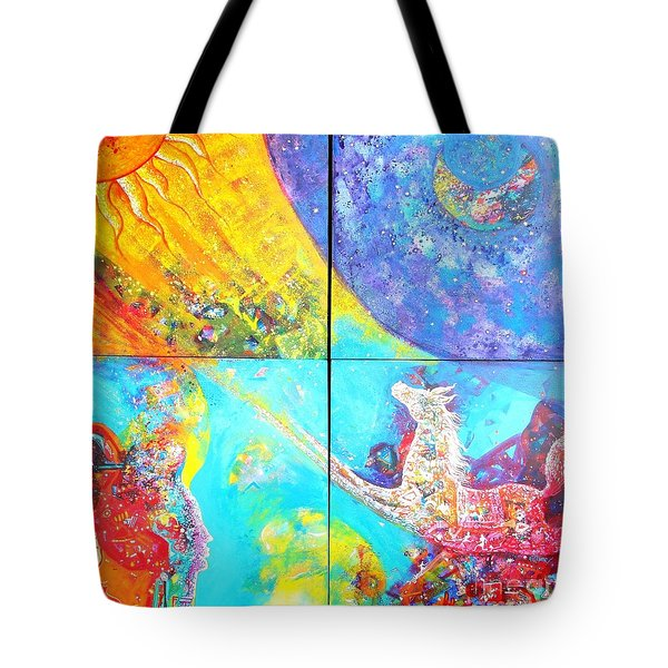 sold out to Ms Mittal delhi Tote Bag