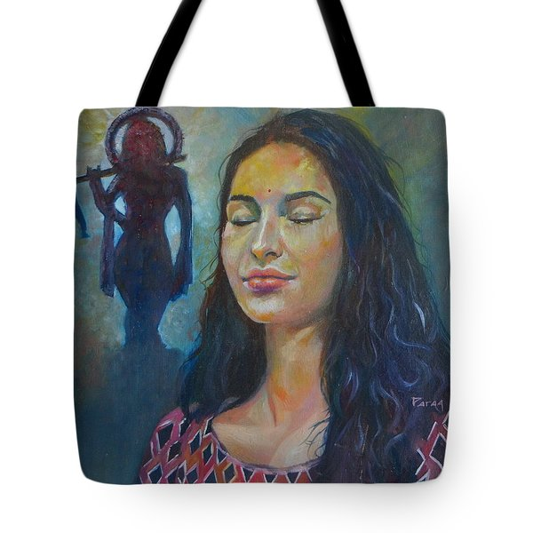 Mira's Faith Tote Bag