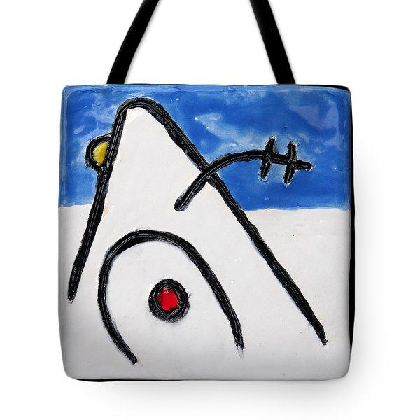 Miroesque Tote Bag