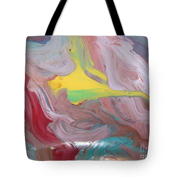 Mirror 1 Tote Bag