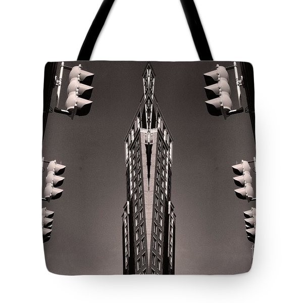 Mirror Mirror Tote Bag by John S