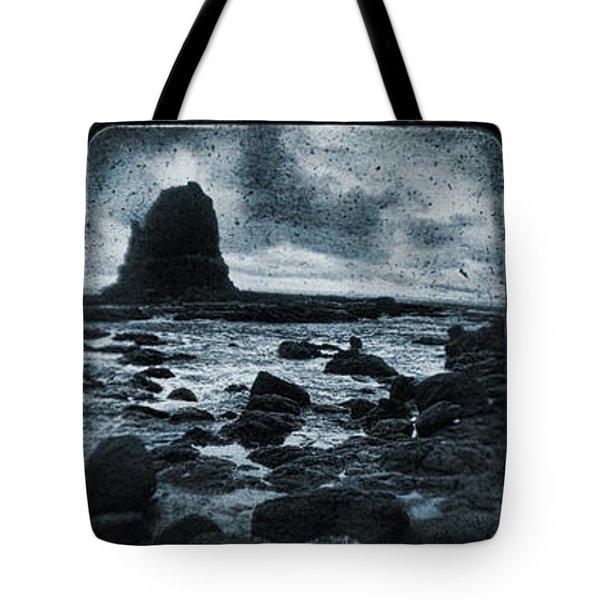 Misdirection Tote Bag by Andrew Paranavitana