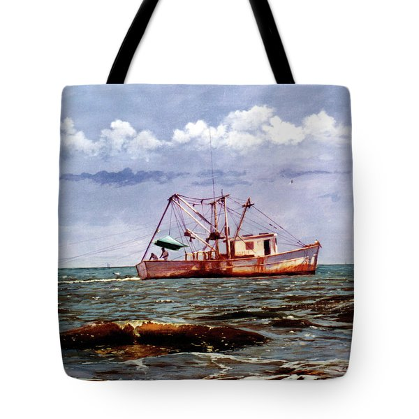 Miss Christy Tote Bag