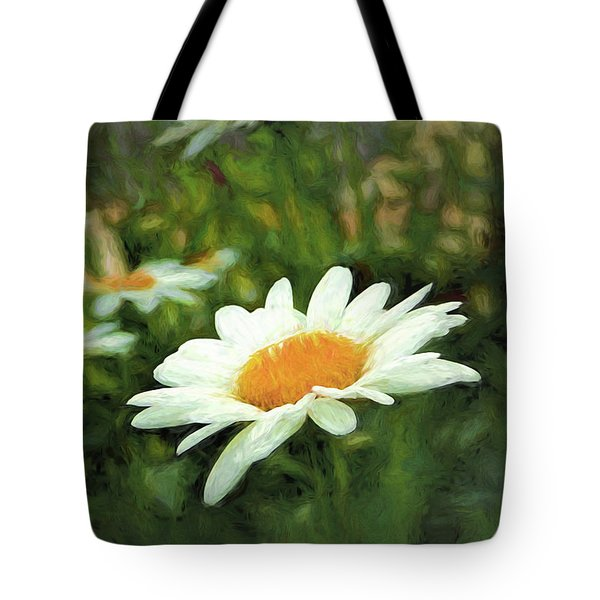 Miss Daisey Tote Bag