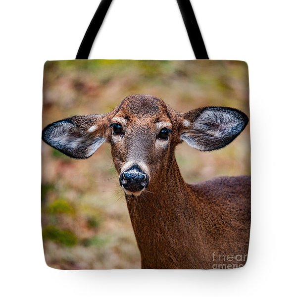 Miss Deer 1 Tote Bag