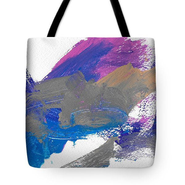 Miss Emma's Abstract Tote Bag