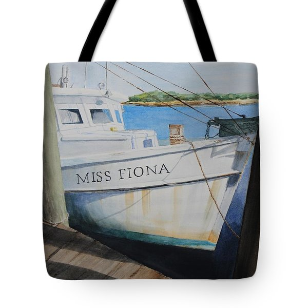 Miss Fiona Tote Bag