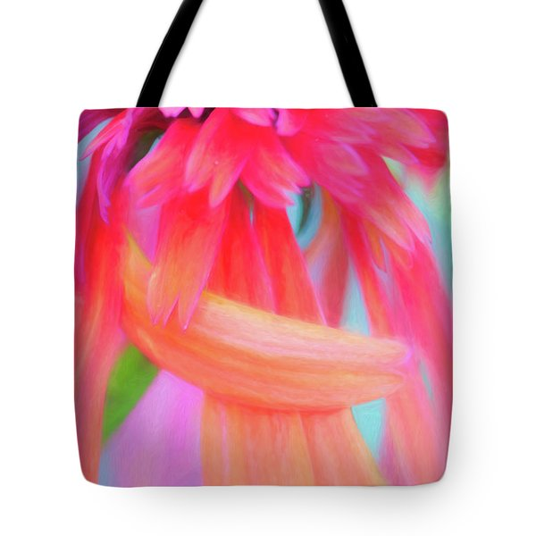 Miss Hot Papaya, Please Take A Bow Tote Bag