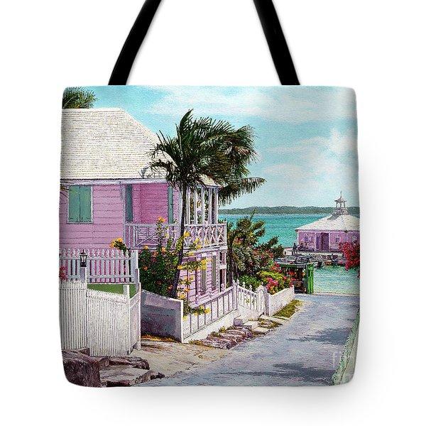 Miss Lena's Tote Bag