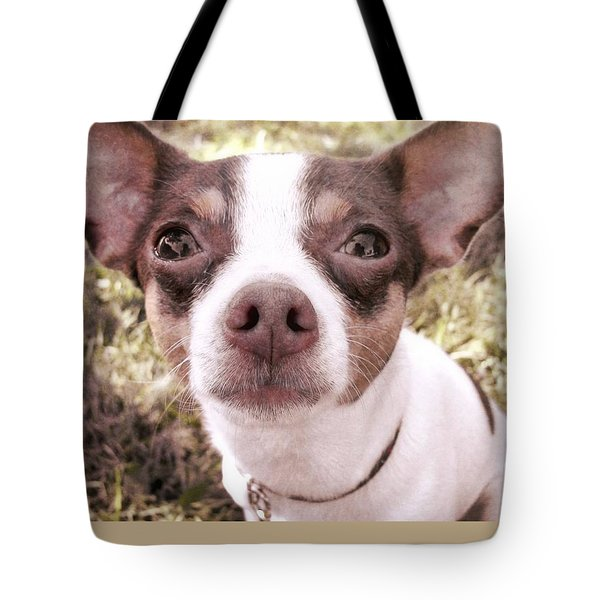 Miss Lily Tote Bag by JAMART Photography