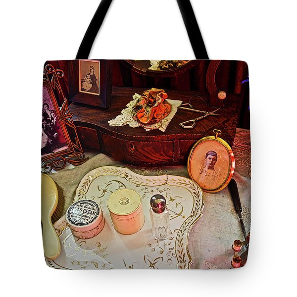 Miss Mary's Table. Tote Bag