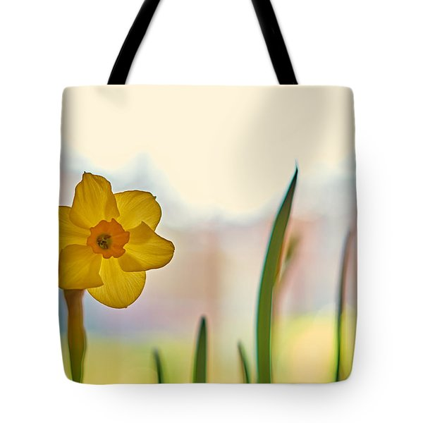 Miss Yellow Tote Bag