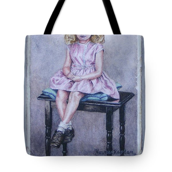 Missing Daddy, Devonshire 1940 Tote Bag