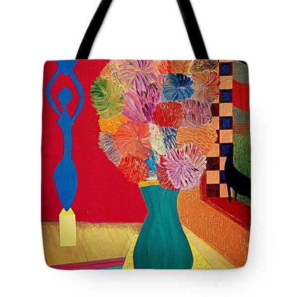 Missing Henri Tote Bag by Bill OConnor