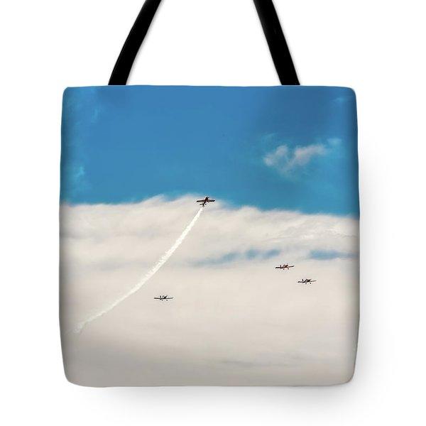 Missing Man Tote Bag