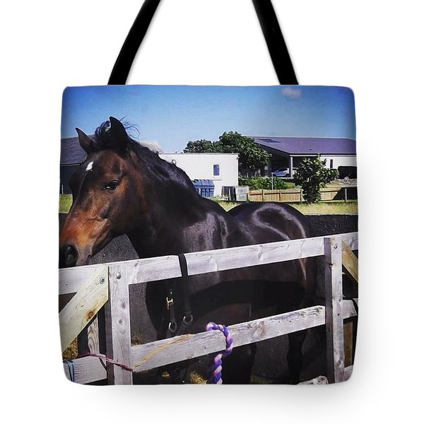 Missing Orkney's County Show This Year Tote Bag