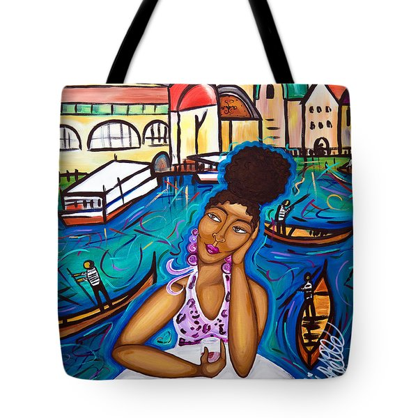 Missing Venice Tote Bag