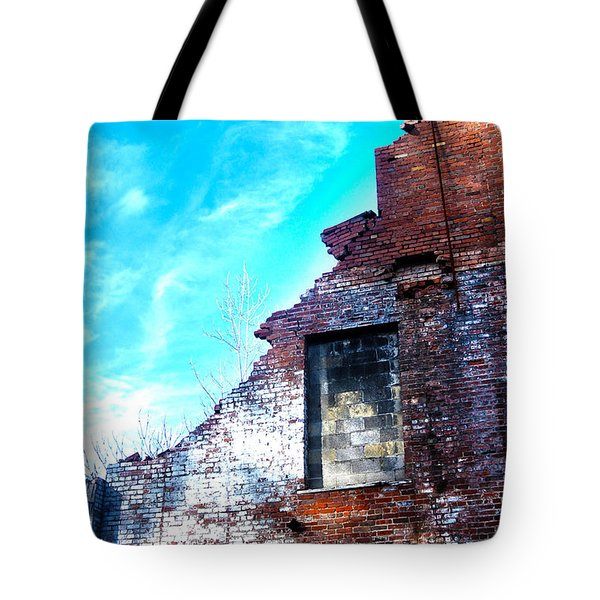 Missing Wall Tote Bag
