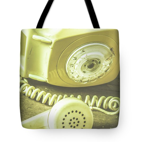 Missing Without A Trace Tote Bag