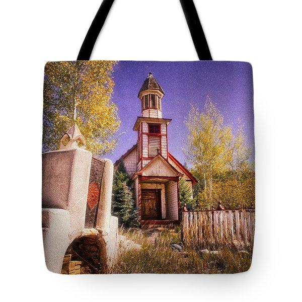 Mission Tote Bag