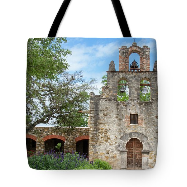 Mission Espada Tote Bag