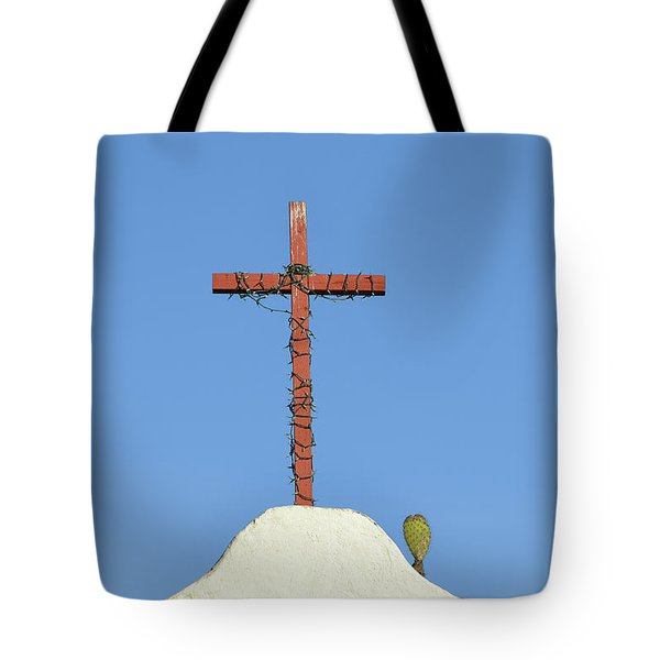 Mission San Antonio De Pala Tote Bag