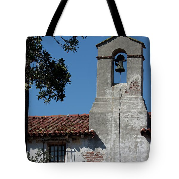 Mission School Tote Bag