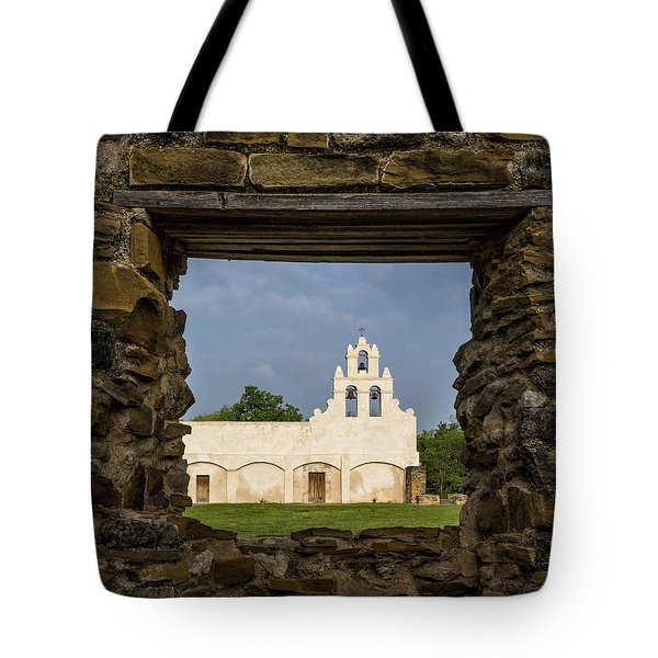 Mission View Tote Bag