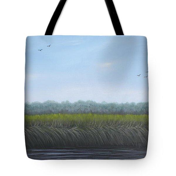 Missiquoi Refuge Tote Bag