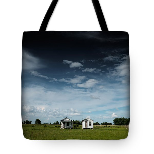 Mississippi Delta Homesteads Tote Bag