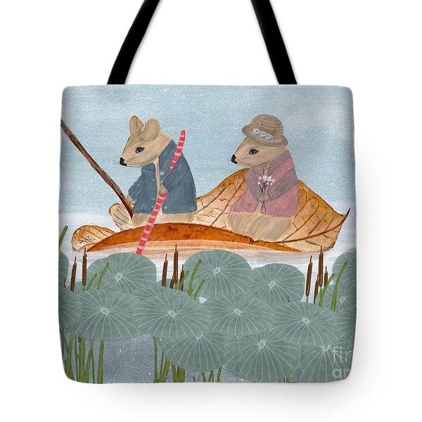 Mississippi Mice Tote Bag