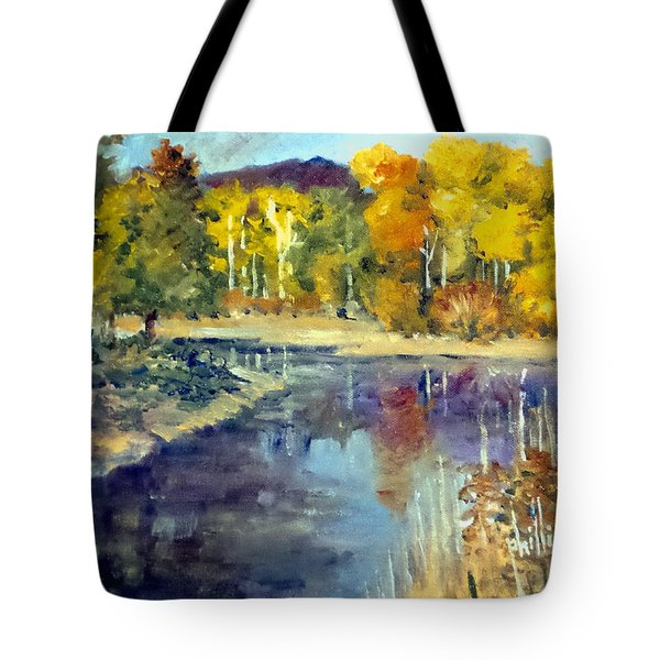 Mississippi Mix Tote Bag