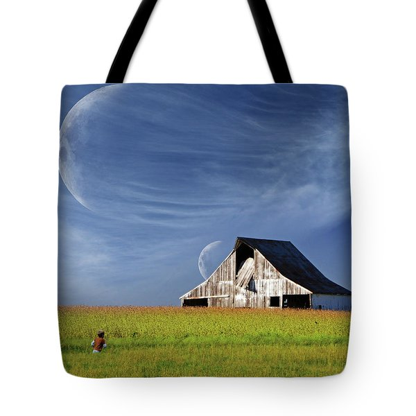 Missouri Hallucination Tote Bag