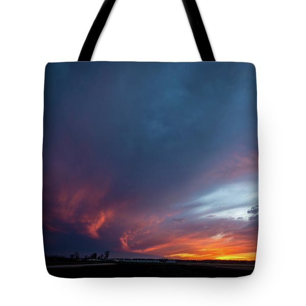 Missouri Sunset Tote Bag