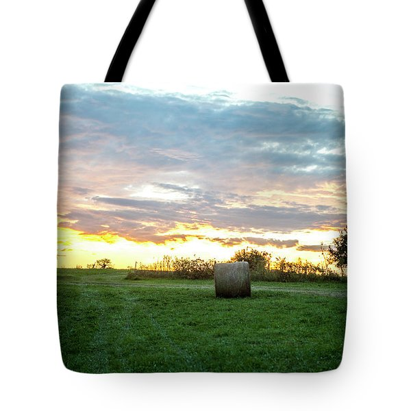 Missouri Sunset Tote Bag
