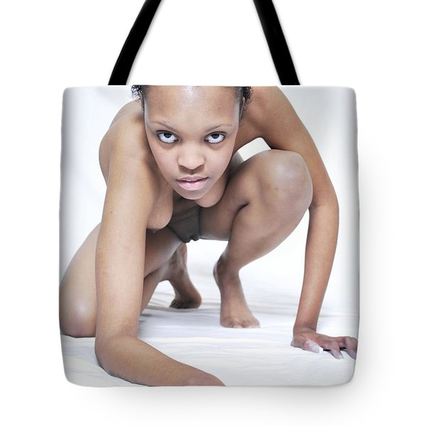 Missterious Tote Bag by Tom Hufford