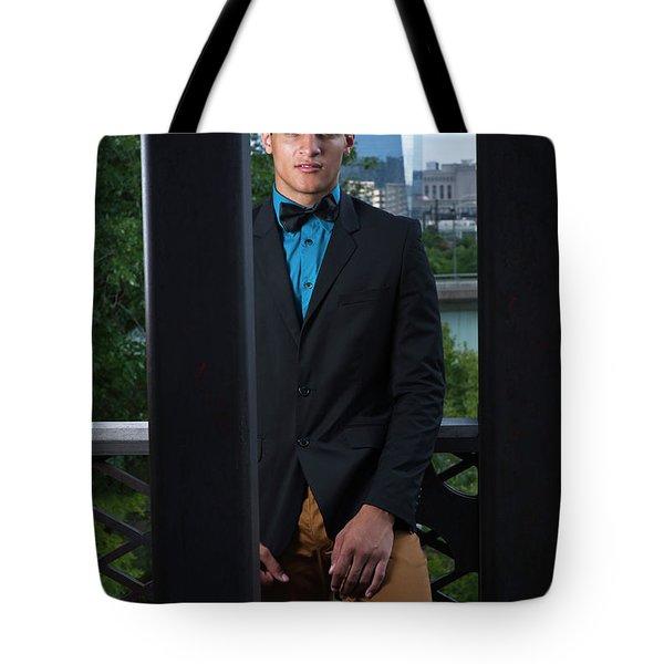 Mister Tote Bag