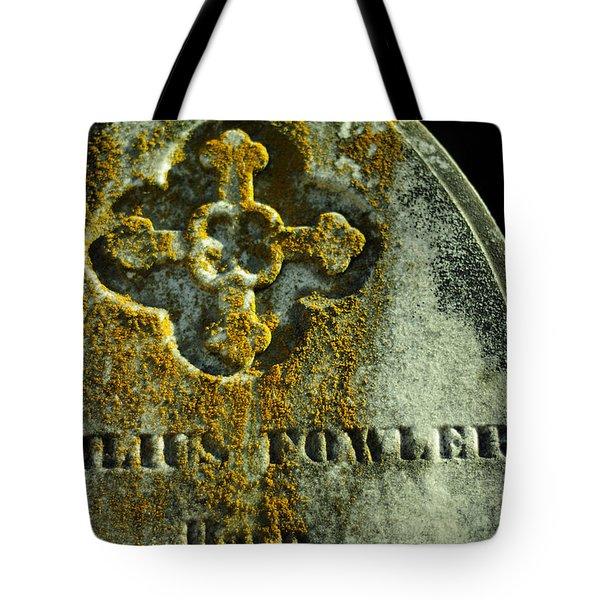 Mister Cyrilius Fowler Tote Bag by Rebecca Sherman