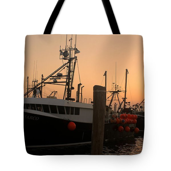 Mister Marco Tote Bag