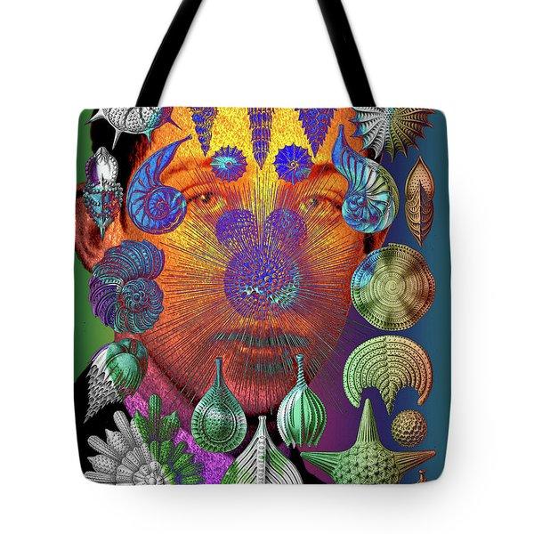 Mister Thalamophora Tote Bag