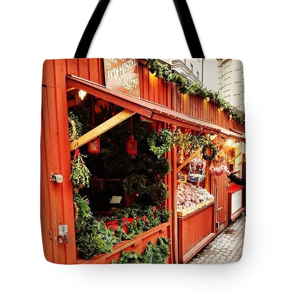 Mistletoe For Sale Tote Bag