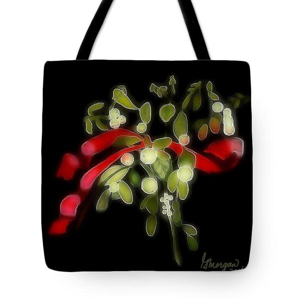 Mistletoe  Tote Bag
