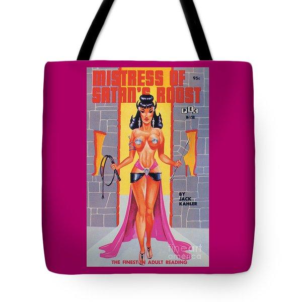 Mistress Of Satan's Roost Tote Bag