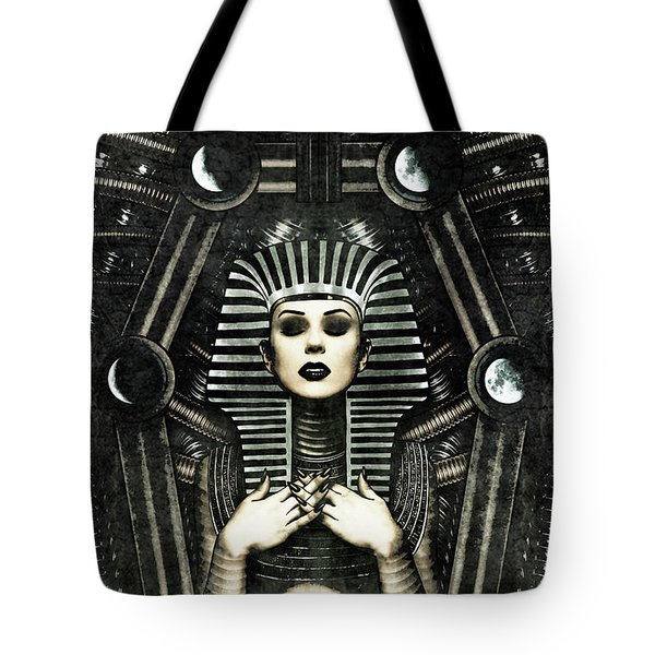 Mistress Of The House Tote Bag