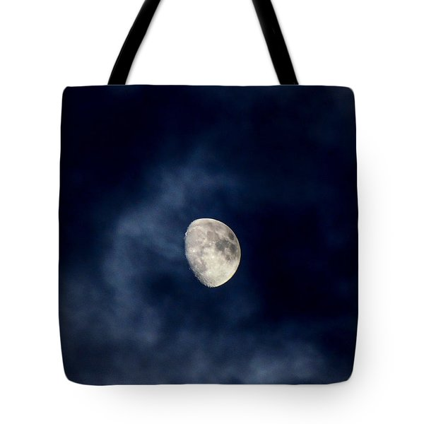 Blue Vapor Tote Bag