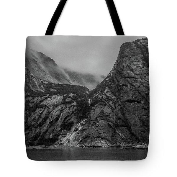 Misty Fjord Tote Bag